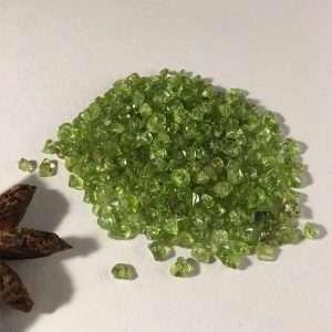 groene edelsteen